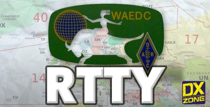Worked All Europe DX Contest RTTY