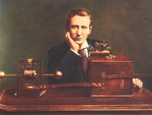 Marconi first contact