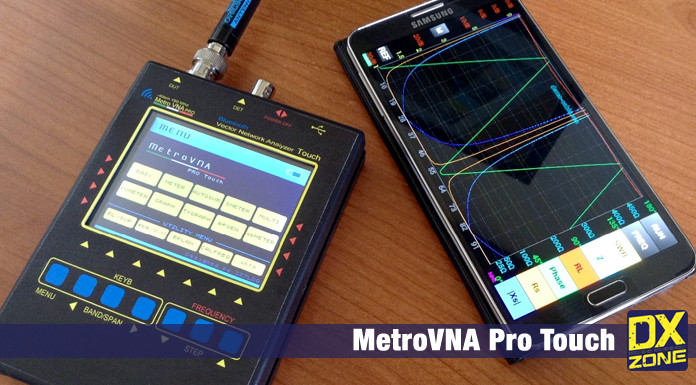 MetroVNA Antenna Analyzer