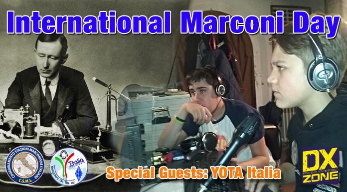 Marconi Day 2016 and YOTA Italia