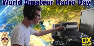 World Amateur Radio Day