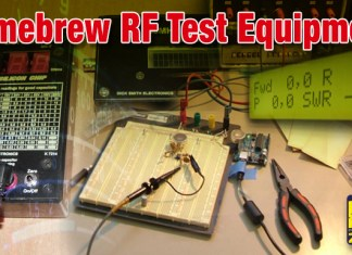 RF TEST Equipment Projects