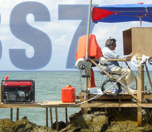 BS7H Scarborough Reef DXpedition
