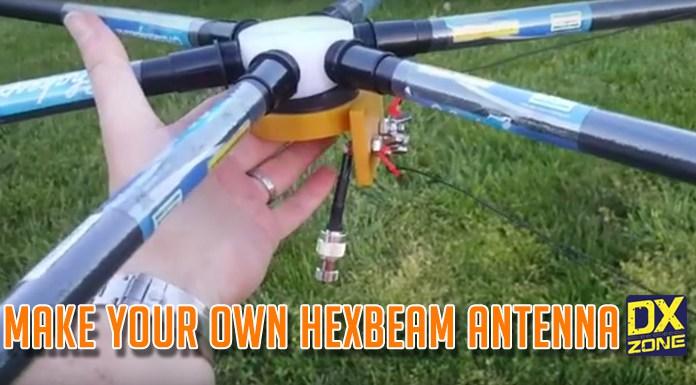 Make your own Hexbeam Antenna