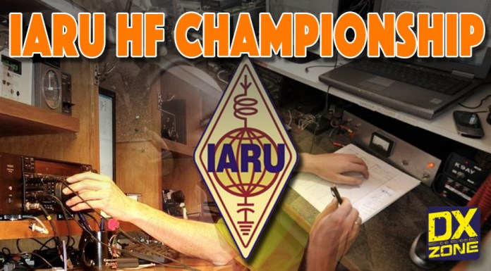 IARU HF Championship 2017