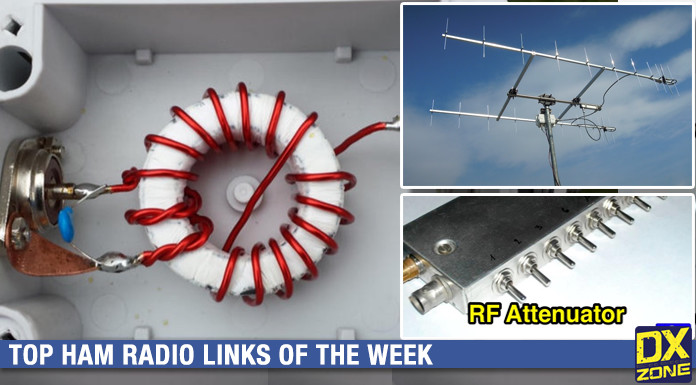 Top Amateur Radio links of the week Issue 177