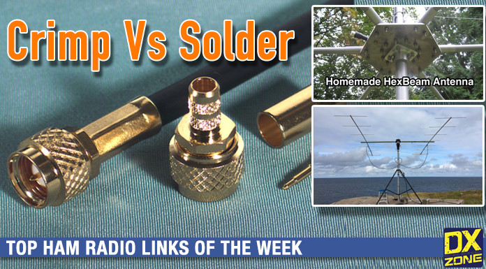 Top Amateur Radio links of the week Issue 178