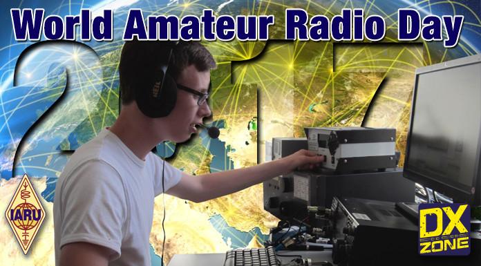 World Amateur Radio Day 2017
