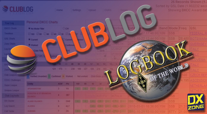 Club Log & LoTW Interface