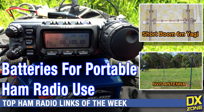 Top Amateur Radio links of the week Issue 1722