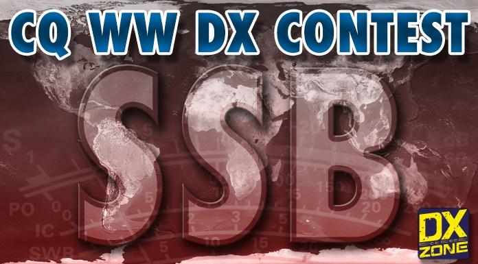 CQ WW DX SSB Contest 2017