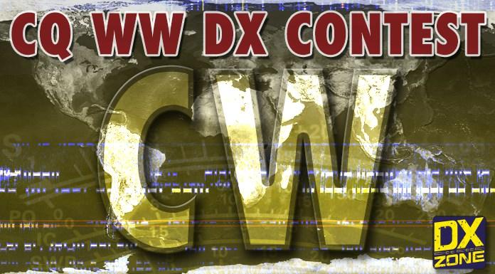 CQ WW DX CW Contest 2017
