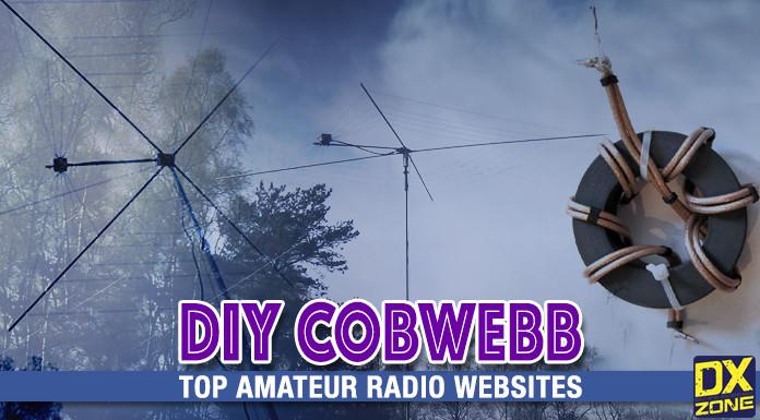 DIY CobWebb Antenna