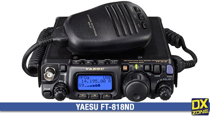 Yaesu FT-818ND
