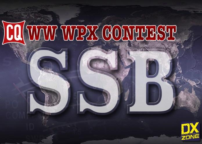 CQ WW WPX Contest 2018