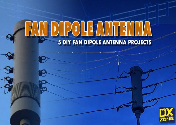 5 Best DIY Fan Dipole Antenna Projects