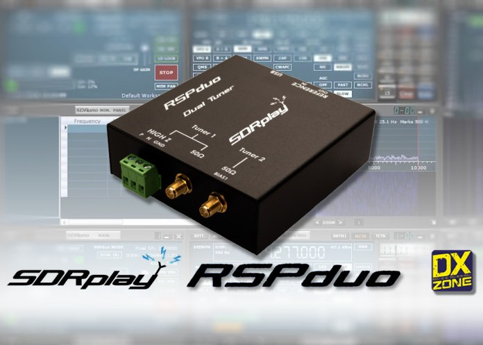 RSPduo – High performance dual tuner SDR by SDRplay