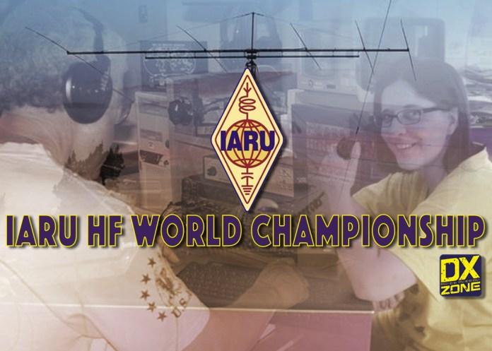 IARU HF Championship 2018