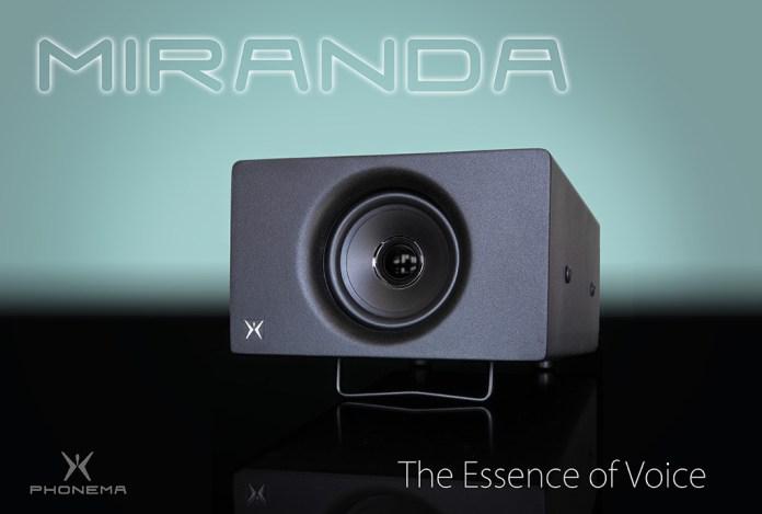 miranda speaker