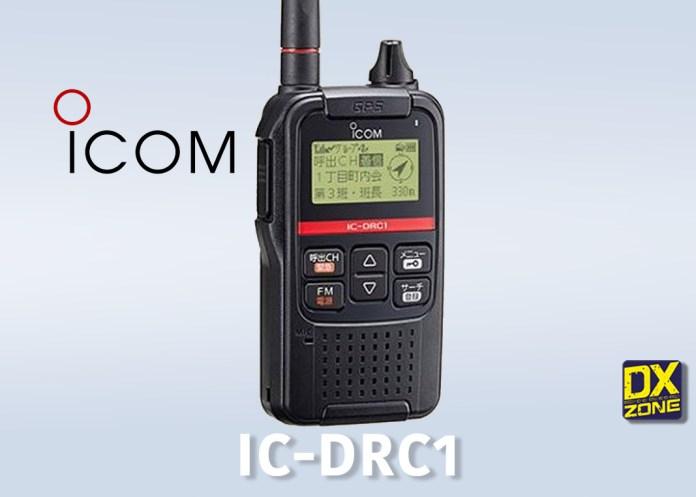 ICOM-IC-DRC1