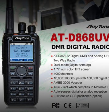 Anytone AT-D868UV