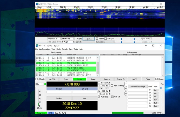 WSJT-X 2.0 Download Upgrade