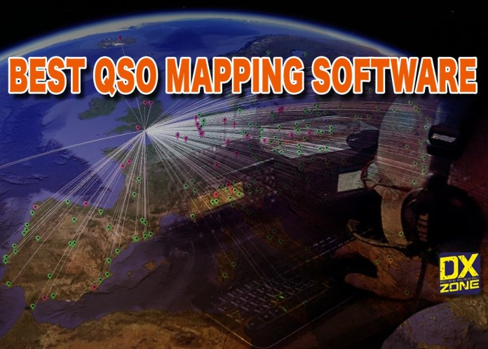 Best QSO Mapping Software