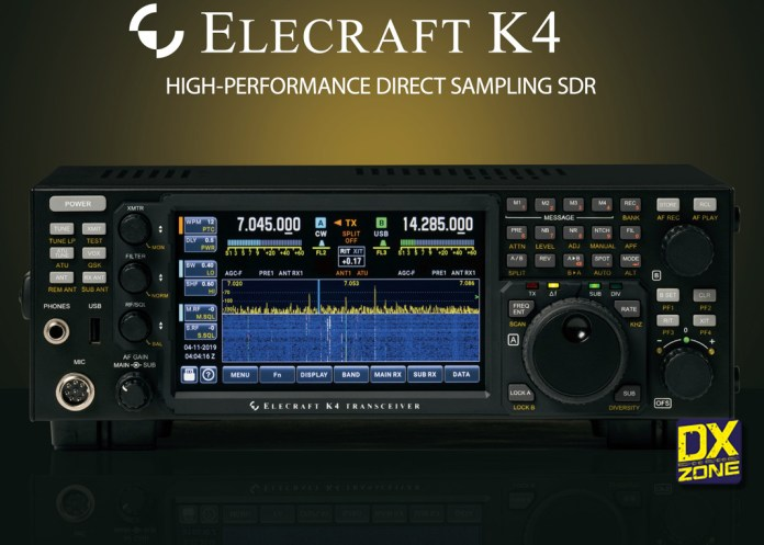 Elecraft K4 – New Product
