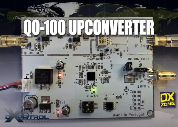 QO-100 Upconverter DXPatrol