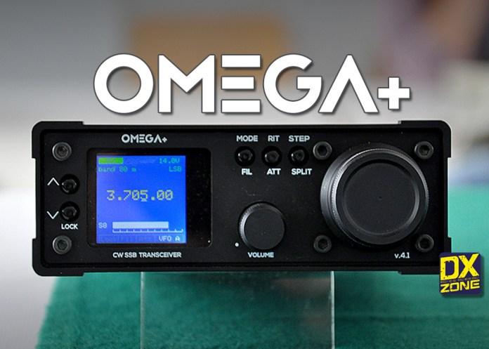 OMEGA+  Portable Radio