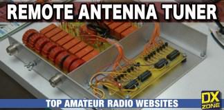 remote antenna tuner