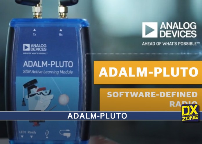 The Adalm Pluto SDR Active Learning Module