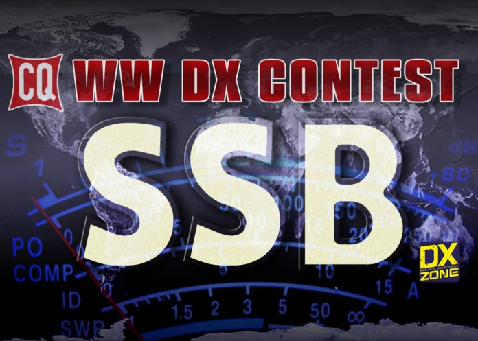 CQ WW DX SSB Contest 2019