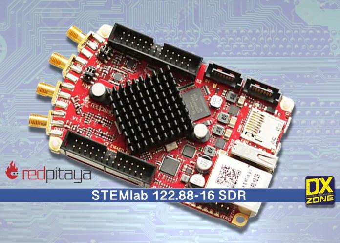 Red Pitaya STEMlab 122.88-16 SDR Kit Basic