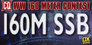 CQ WW 160 SSB