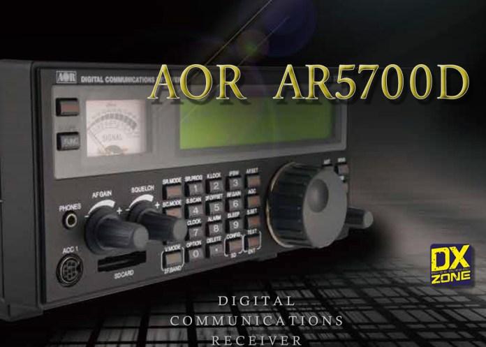 AOR AR5700D