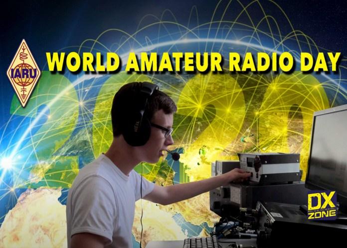 World Amateur Radio Day – April 18 2020