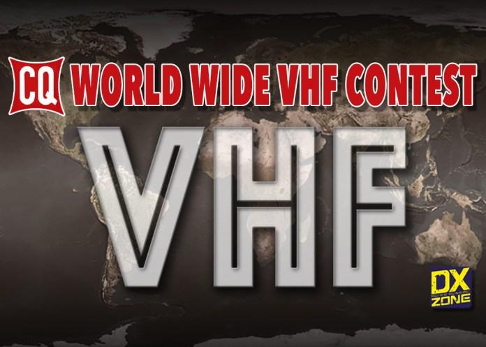 CQ WW VHF 2020