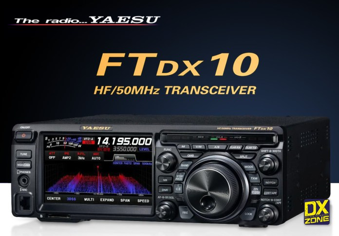 FT-DX10
