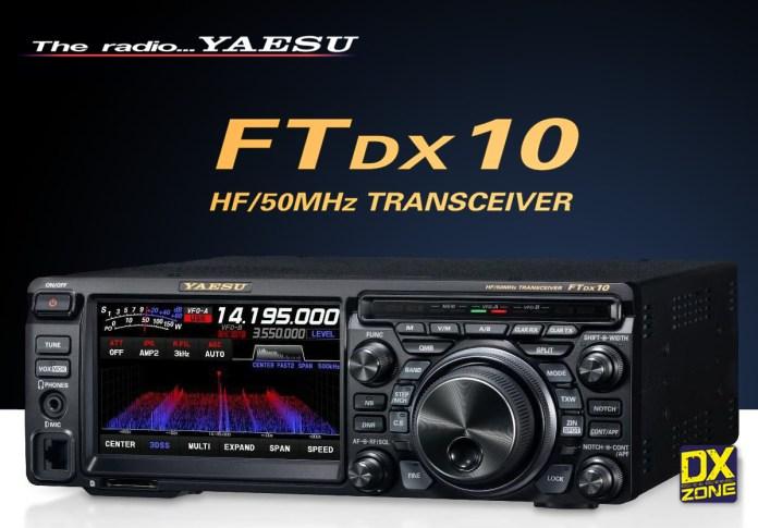 FT-DX10