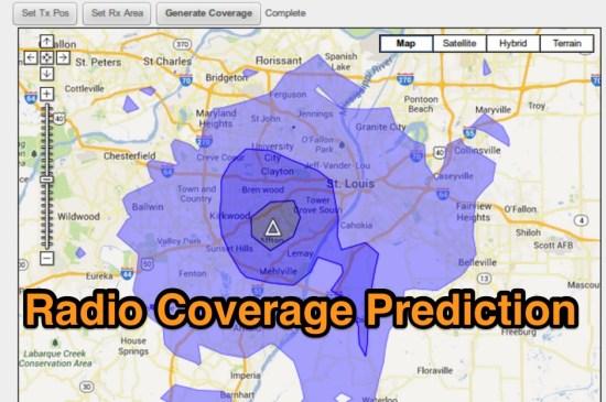 Radio Coverage Prediction