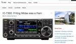 IC-7300: If King Midas was a Ham