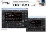 ICOM RS-BA1