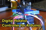 Digital Rotator Controller for Arduino