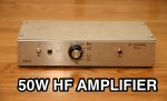 A simple 50W RF Power Amplifier