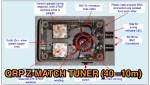 QRP Z-Match Tuner 40-10m