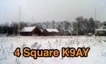 4 Square K9AY Antenna