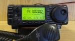 Icom 706 modification