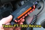 Yaesu FT-7800 Review
