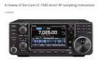 Review of the Icom IC-7300